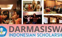 ทุน Darmasiswa Scholarship