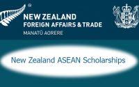 ทุน New Zealand ASEAN Scholarships