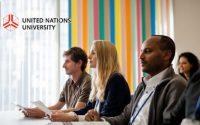 The Japan Foundation for UNU (JFUNU) Scholarship ทุนปริญญาโท