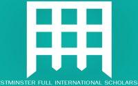 ทุนปริญญาตรี WESTMINSTER FULL INTERNATIONAL SCHOLARSHIP