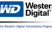 ทุนปริญญาตรี Western Digital Scholarship