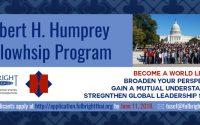 ทุนฝึกอบรม Hubert H. Humphrey Fellowship