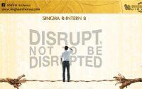 โครงการ SINGHA R-INTERN ปี 2561