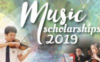 Music Scholarships 2019