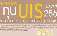 ทุน กพ UIS ปี 2562