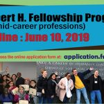 ทุน Hubert H. Humphrey North-South Fellowship Program 2020