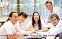 Graduate Scholarship Program for Excellent Thai Students (ETS)