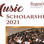 ทุน Music Scholarship 2021
