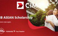 ทุน CIMB ASEAN Scholarship