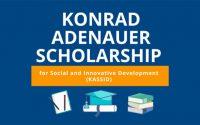 Konrad Adenauer Scholarship
