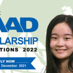 ทุน DAAD Scholarship at AIT